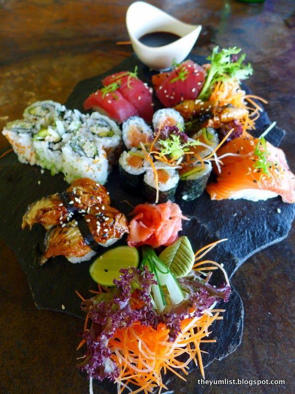 Sushi Platter - Karma Beach