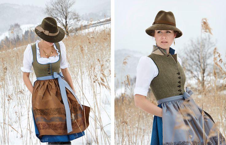 Susanne Spatt Herbst/Winter 16/17 @trachtenbibel folgen und Trends entdecken!