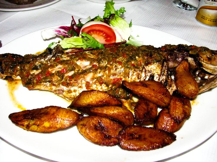 I really want my mother to cook for me. My cousin Malong also makes a mean fried fish like this.