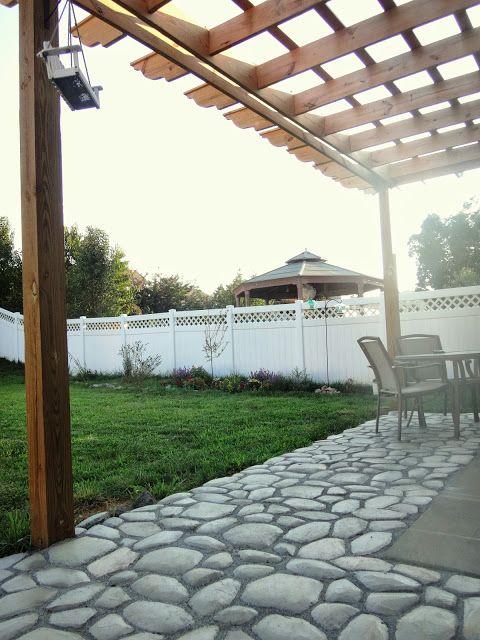 24 Best Outdoor Walkways Images On Pinterest | Homes, Concrete Walkway And  Outdoor Walkway