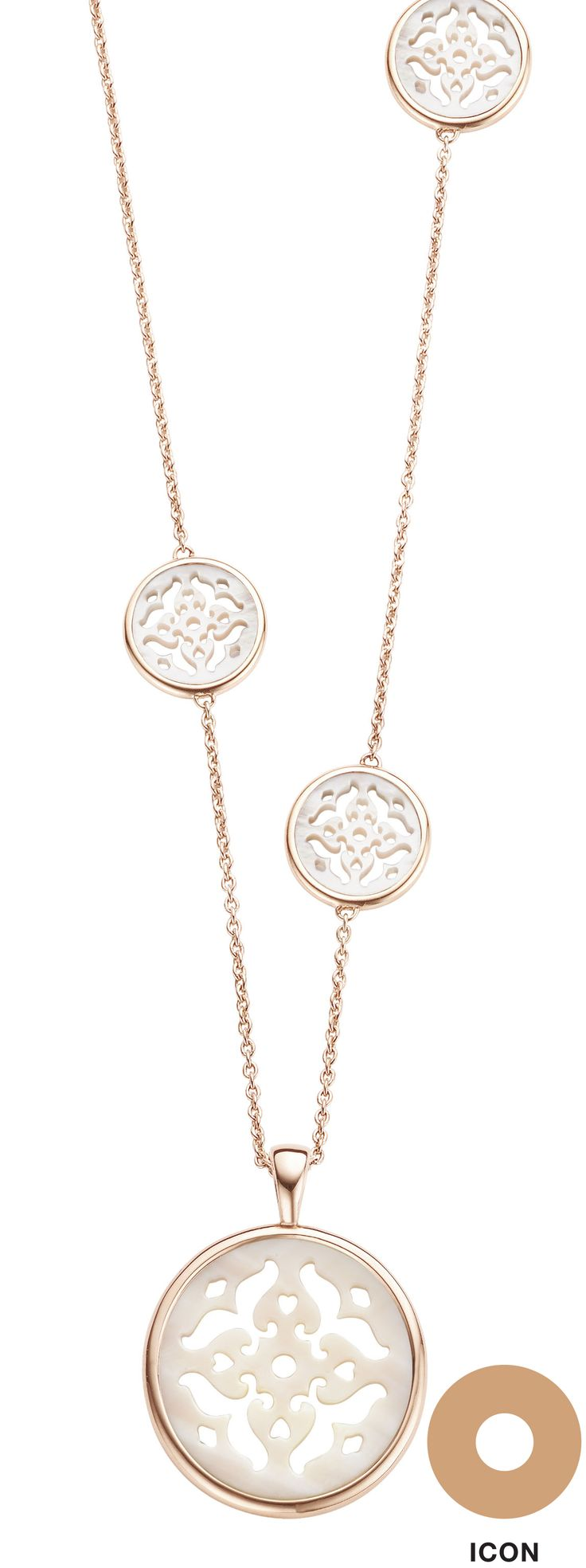 Station #necklace by #Tirisi