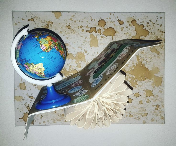 3D Collage per Ostello Bello.  Contest: The Art of Journey