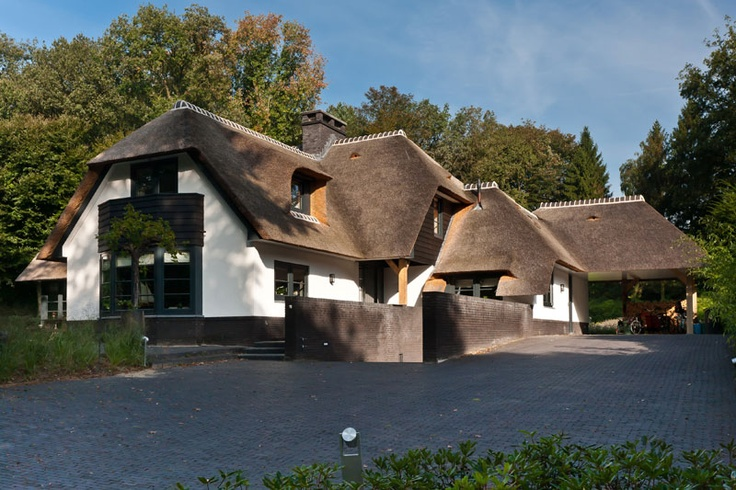 Schitterende villa in Laren