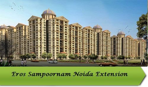 Eros Sampoornam, Greater Noida West, brings optimum value for investment without losing out on the quality front.