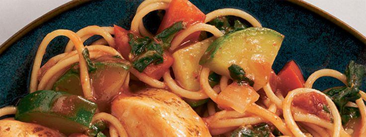 Healthy Choice - Café Steamers - Simply - Chicken Pasta Primavera
