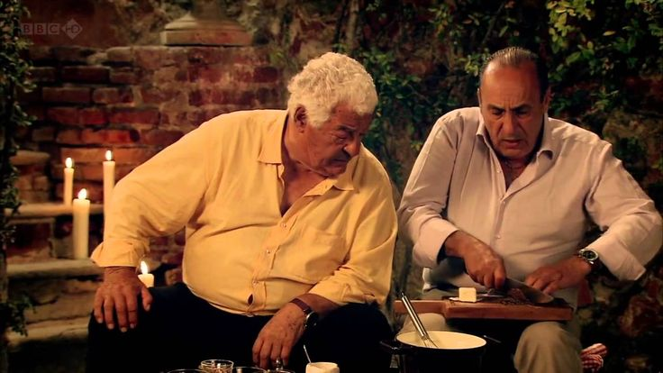 "Antonio Carluccio and Gennaro Contaldo explore Italian culture and cuisine. Here you will find all seasons and episodes from the BBC series ""The Greedy Italians"""