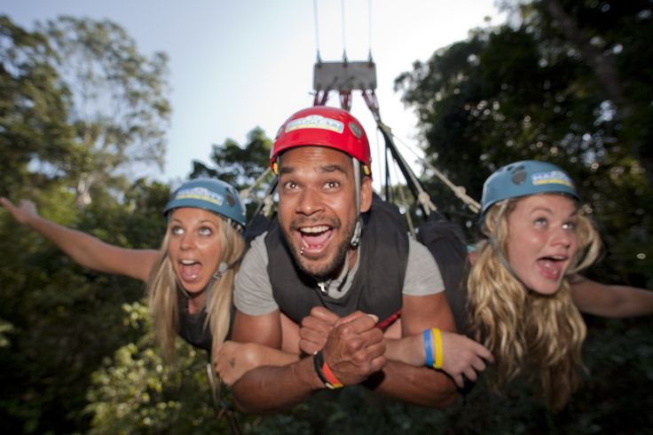 AJ Hacket - (Bungy/Minjin) from $129 Call Us 1300 731 620 or visit http://www.fnqapartments.com/tour-aj-hacket-bungy-minjin-/area-cairns/ #cairnstour
