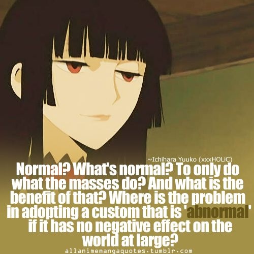 Normal is just a setting on the dryer./ I feel like this describes Libertarians well.