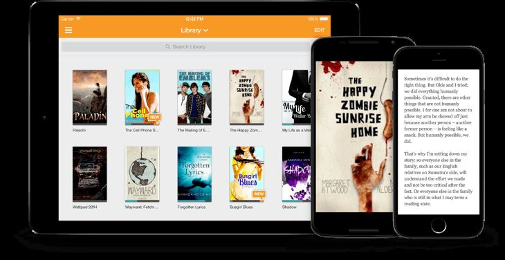 This app is great if you love reading you should get ot