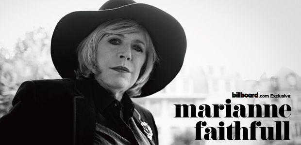 マリアンヌ・フェイスフル 最新インタビュー