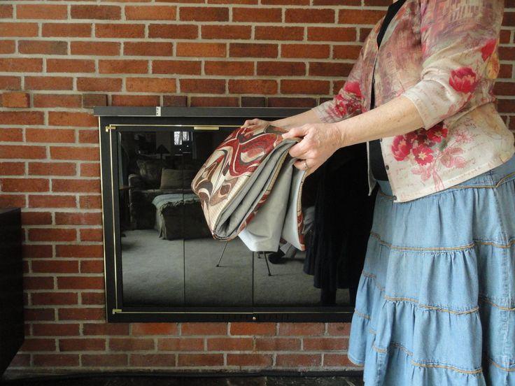 Best 25 Fireplace Draft Stopper Ideas On Pinterest Diy