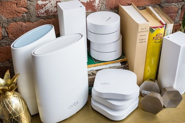 Mesh-networking kits, which use multiple access points spread around your house, are a great alternative to traditional routers for large and troublesome homes where a single powerful router won't cut it. After spending over 50 hours testing nine mesh Wi-Fi networking kits in a large, complicated, multilevel home, we're confident the Netgear Orbi kit is the best choice for most people.