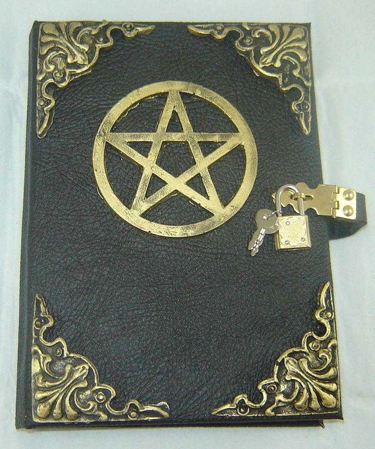 Livro das Sombras Pentagrama cod.229