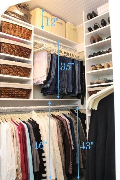 Hometalk :: How a Girl Built Her Closet