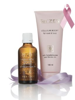 These two bossom buddies the Tissue Oil for breast and Cellular Boost for Neck and Bust make the perfect duo, keeping your breast in top shape.