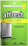 #5: Affresh W10282479 Dishwasher Cleaner 6 Tablets