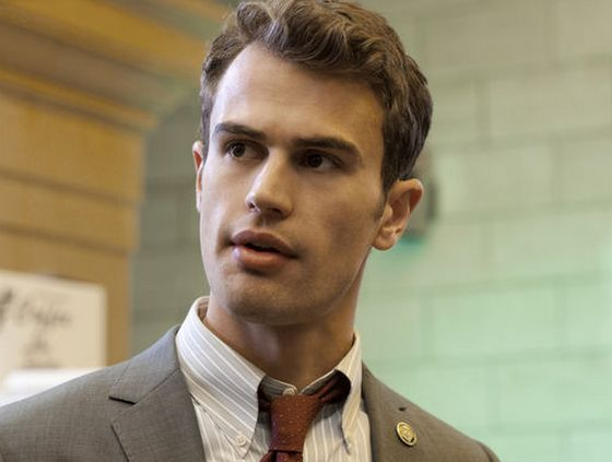 9 Lesser-Known Theo James Roles