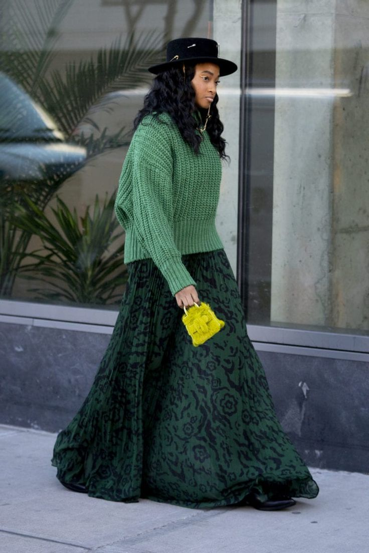 The Best NYFW Street Style Looks From the F/W20 Shows - FASHION Magazine
