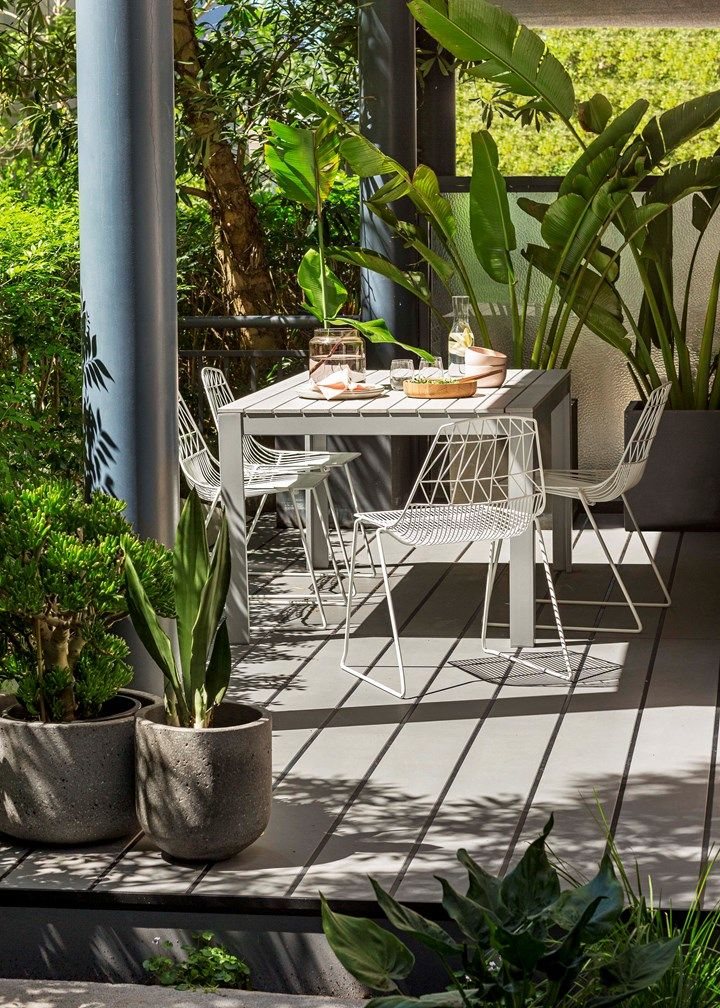 From uninspiring backyard to functional utopia, this outdoor space was completely transformed   Home Beautiful magazine Australia