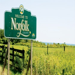 Welcome to Norfolk County Ontario!