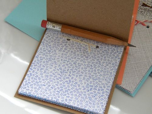homework: creative inspiration for home and life: security envelope