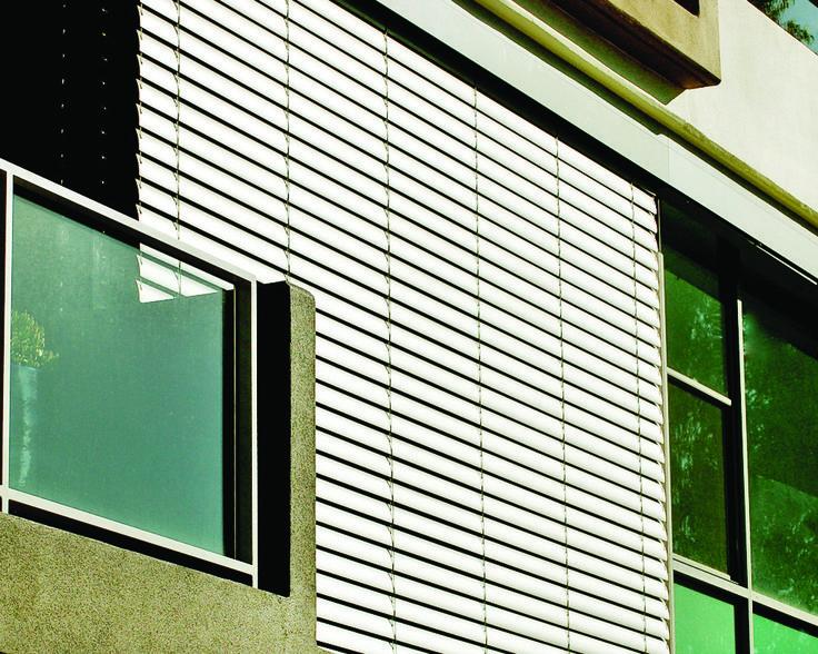 Hella external venetian blinds - Vanguard Blinds
