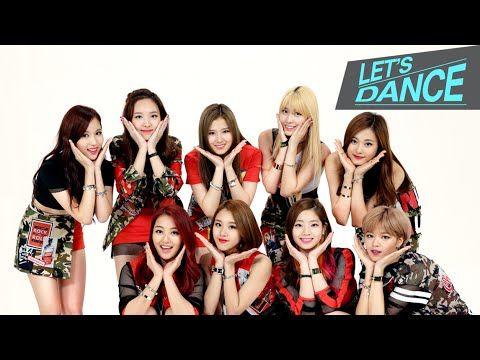 Let's Dance: TWICE(트와이스) _ Like OOH-AHH(OOH-AHH하게)[ENG/JPN/CHN SUB] - YouTube