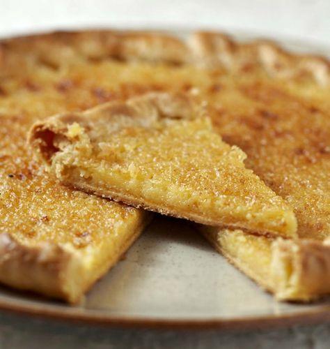 Tarte au citron et à la vanille - Ôdélices : Recettes de cuisine faciles et originales !