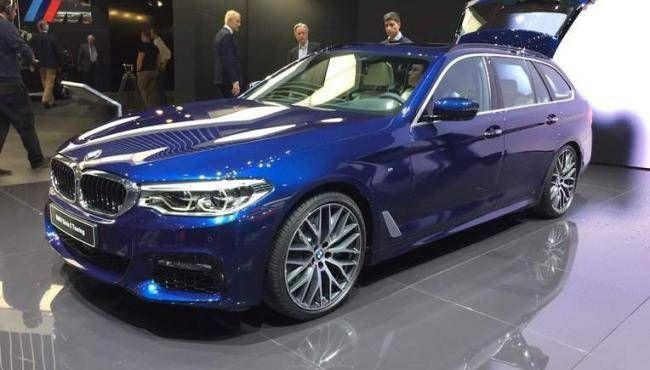 Geneva Motor Show 2017: Meet All The BMW Models