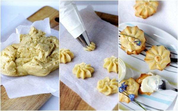 Страссбургское печенье (Strassburger cookes) - и классическое мягкое тесто для печенья