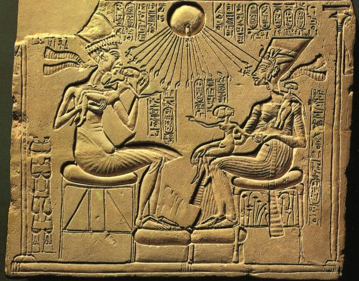 The reign of Amenhotep was one of my favorites to study