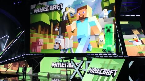 Minecraft is finally coming to the Oculus Rift next week