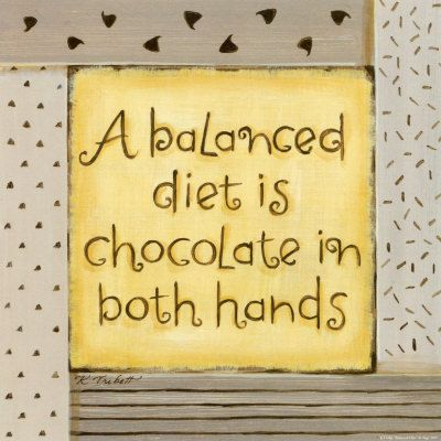 A Balanced Die Is Chocolate In Both Hands