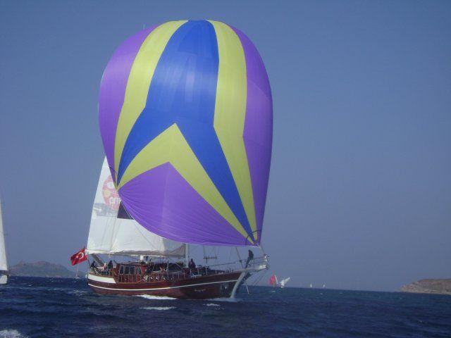 Sagapo sailing...