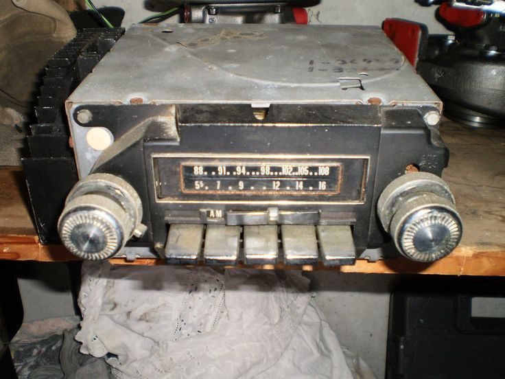 rare cadillac am fm 8 track radio oem 1968 1981 vintage delco classic classic and modern car. Black Bedroom Furniture Sets. Home Design Ideas