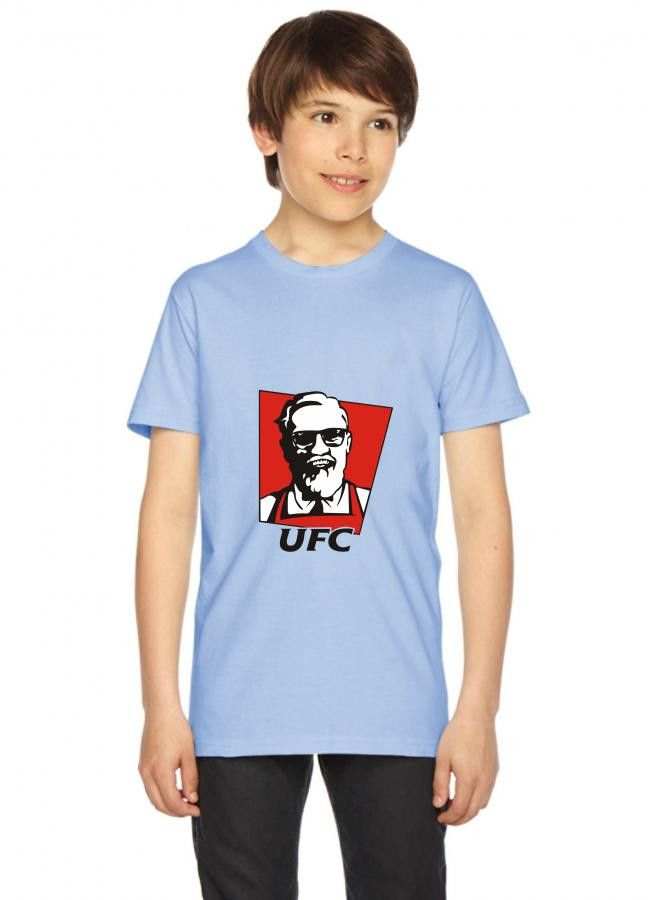 the notorious conor mcgregor t shirt funny ufc kfc Youth Tee