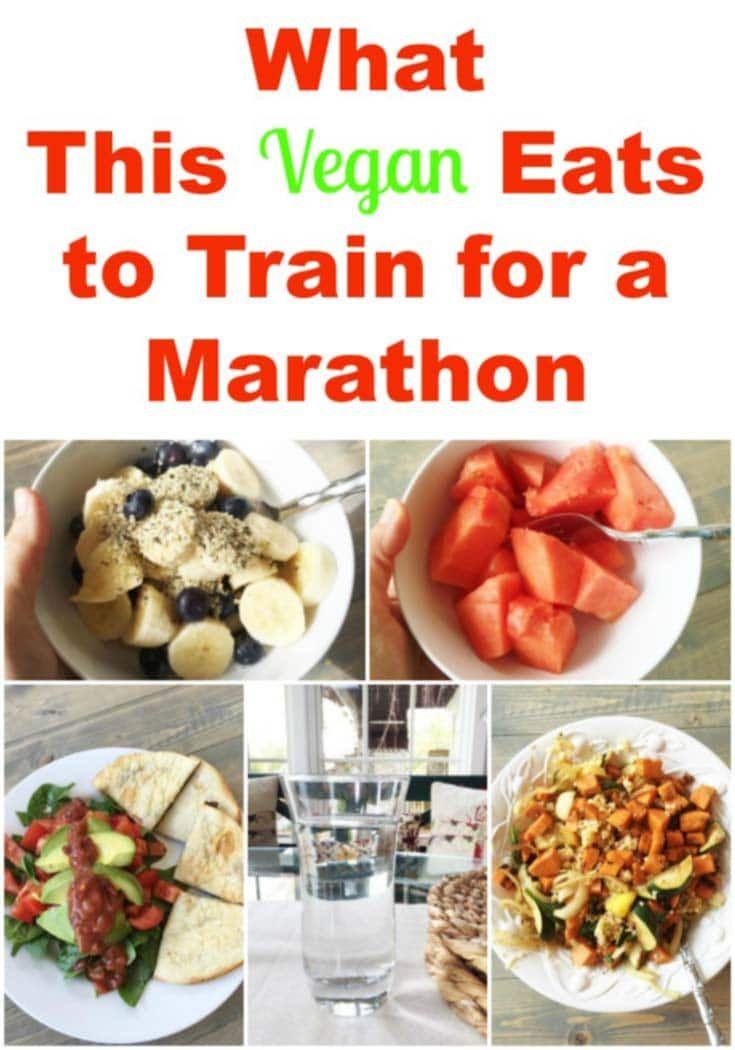 plant based marathon diet