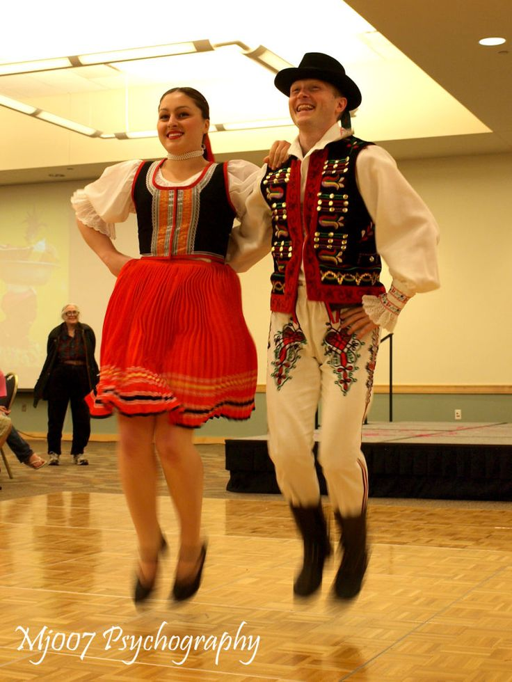 Sarisan Slovak Folk Dance