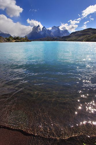 Patagonia', Chile, Patagonia, Torre del Paine National Park, Cuernos del Paine