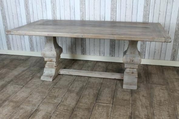 White Washed Oak Dining Table Top Limed Oak Dining Tables Distressed Limed Elm Table White Washed Ba Oak Dining Room Set Oak Dining Table Oak Dining Room Table