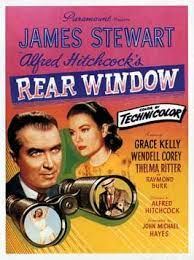 Image result for rear window poster