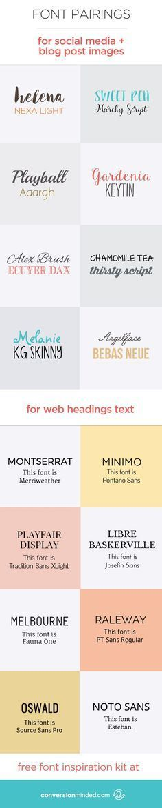 how to use the fonts you download