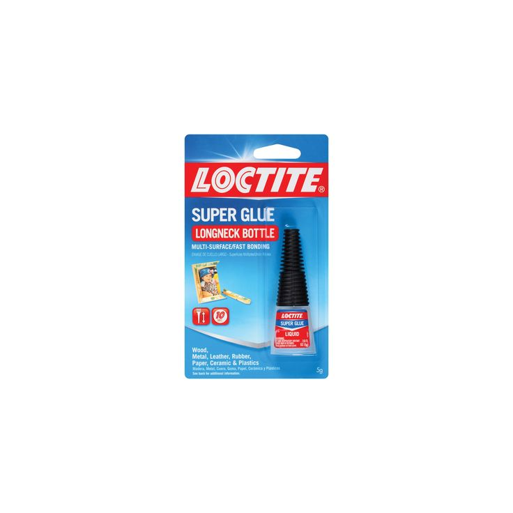 Loctite Super Glue- 5 g, Clear