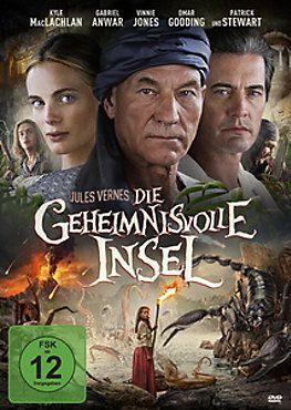 Die geheimnisvolle Insel DVD bei Weltbild.ch bestellen