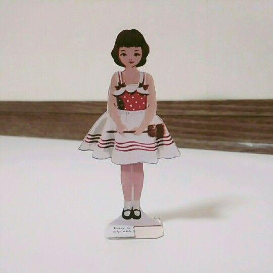 Betsy McCall, 종이인형, paper dolls, paper dolls