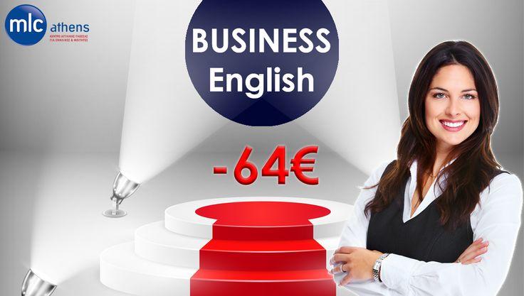 Οι προσφορές July 2016 στην διάθεση σας Think Smart 💡 Κλείστε τωρα το δικό σας Combo Pack BUSINESS English με προσφορά και ξεκινήστε μαθήματα το φθινόπωρο 😜 📞2103643039 💻www.mlcathens.gr 💣δεν συμπεριλαμβάνεται εγγραφή, διδακτικό υλικό και εξέταστρα