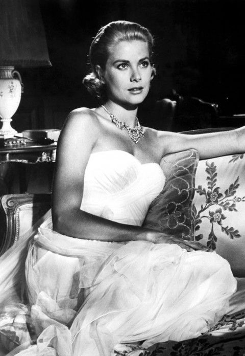 Grace Kelly - one of my style icons