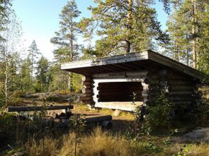 There are several nature trails in the town centre, in the archipelago and in the countryside of Hamina. This one is from Heinälampi.