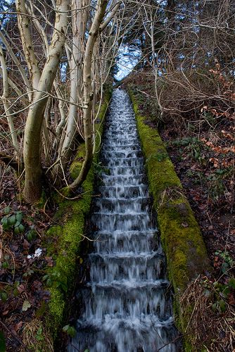 Steps of Water (Yorkshire Dales National Park, England by Simon Fenwick | Flickr - Photo Sharing!