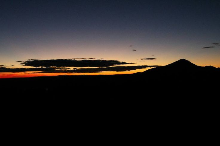 Peñacorada vista desde Villacorta, León. #montañaleonesa Casa Rural Rioloseros
